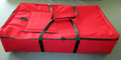 Custom size boat cooler bags